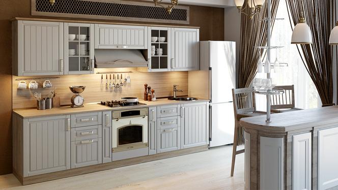 кухни по элементам прованс модульная мебель для кухни